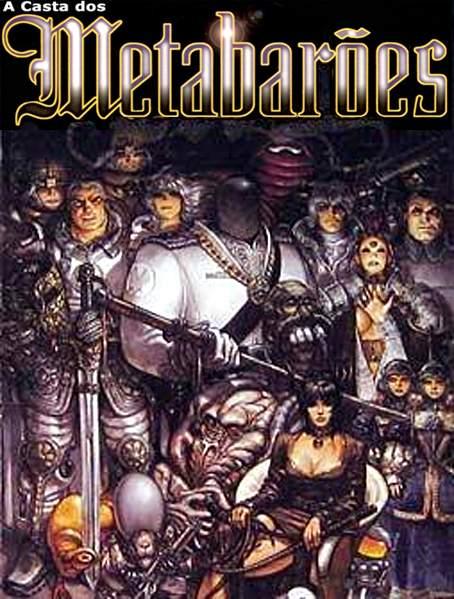 A Casta Dos Metabarões