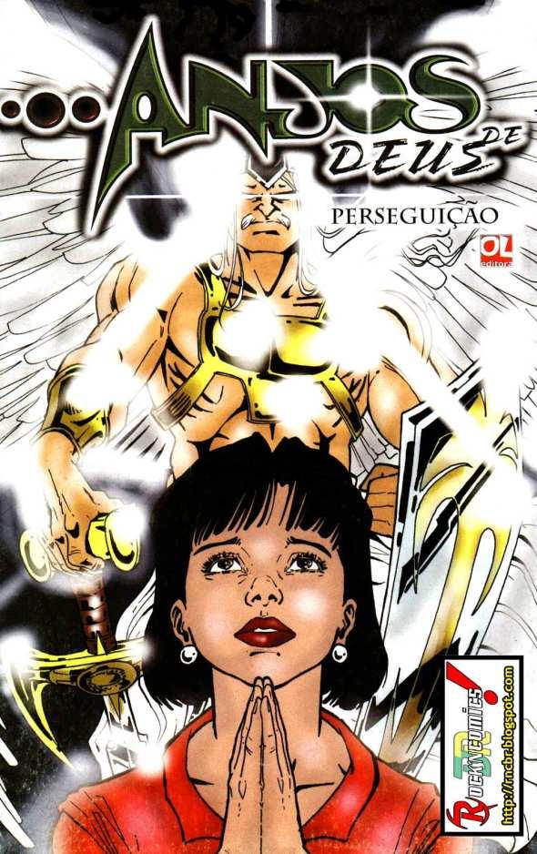 Anjos De Deus #03