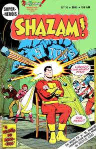Shazam! #16 (EBAL)