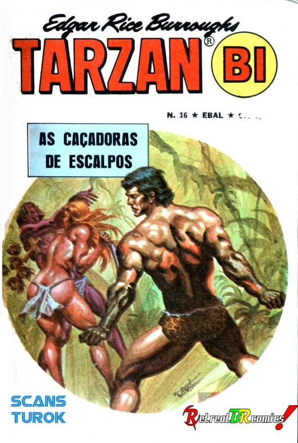 Tarzan Bi #16 (EBAL)