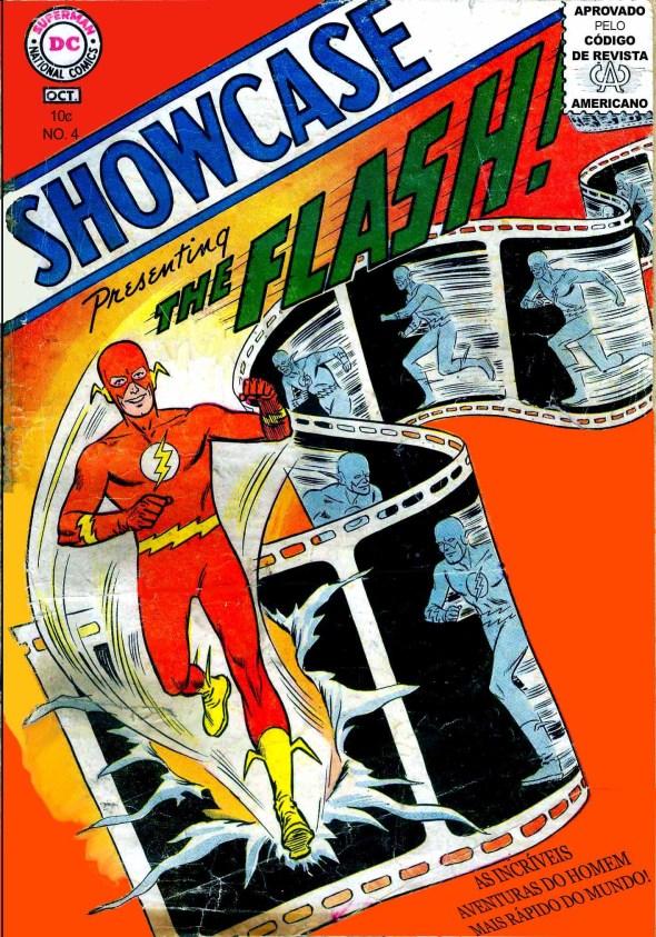 Showcase #04 (A Origem Do Flash)