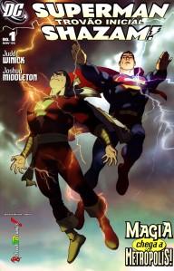 Superman & Shazam - Trovão Inicial